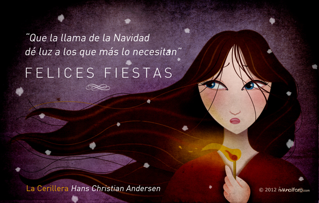 ivan-alfaro-cuentos-infantiles-ilustracion-cerillera